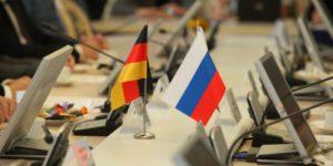 Немецкие компании хотят работать в России, но страдают от санкций