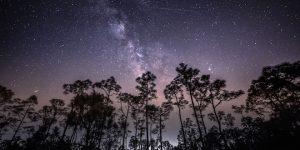 Эта-Аквариды раскрасят ночное небо на майские праздники