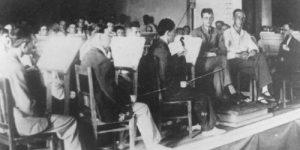 Музыкальный символ блокады Ленинграда