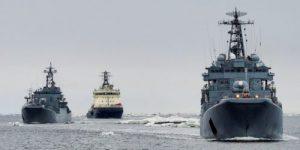 Корабли ВМФ России начали получать системы, ослепляющие врага
