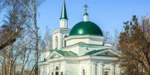 Красота православных храмов. Фото
