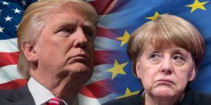 Почему немцы относятся к США хуже, чем русские