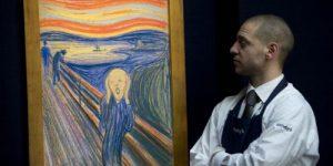 "В Норвегии снимут фильм о создании картины ""Крик"" Эдварда Мунка"
