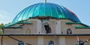 Укро-нацики против ислама