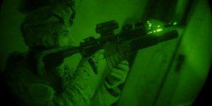 В будущем солдаты смогут избавиться от приборов ночного видения, видя в темноте при помощи инъекций наночастиц