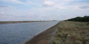 Водная блокада Крыма превращает юг Украины в огромное болото