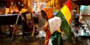 """Кто стоит за государственным переворотом в Боливии? Боливийский """"майдан"""". Моралес свергнут, страна в хаосе"""