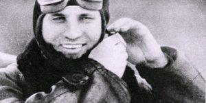 Лётчик-испытатель капитан Григорий Яковлевич Бахчиванджи
