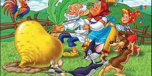 Вопрос сказок и мультфильмов - вопрос воспитания нации