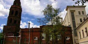 """Здание храма, в котором располагалась студия """"Союзмультфильм"""", передано Церкви"""