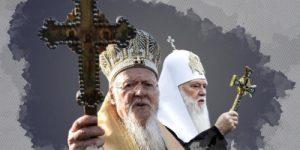 Филарет накануне Собора взбунтовался против Константинополя