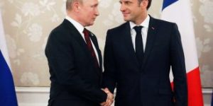 Макрон протянул руку «глубоко европейской» России