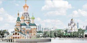 Евгений Ройзман назвал место, где появится храм Святой Екатерины