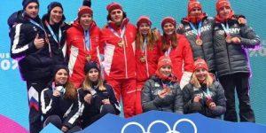 Сборная России вернулась c юношеской Олимпиады в Лозанне