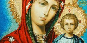 Казанская икона Божией Матери: праздник 4 ноября