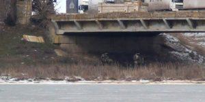 ВСУ заминировали шлюзы Мироновского водохранилища в Донбассе