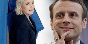 Личная жизнь кандидатов в президенты Франции: Ле Пен разведена, а у Макрона есть тайный муж