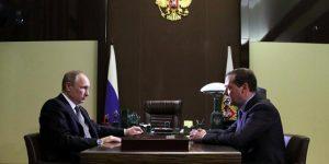 Медведев обещает: через два года Россия обгонит весь мир