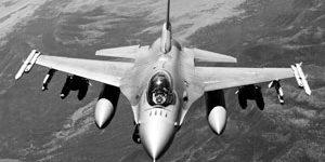 F-16 НАТО попытался приблизиться к самолету Шойгу над водами Балтики