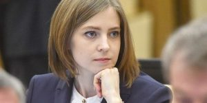 Наталья Поклонская: «Новая политическая сила, уверена, нужна»