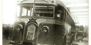 15 ноября 1933 года в Москве начинается регулярное движение троллейбусов