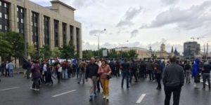 Низкая явка на митинге в Москве говорит о провале оранжевых технологий Запада в России