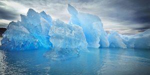 Почему ледники голубого цвета