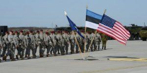 НАТО оккупирует Прибалтику