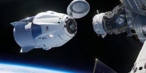 Американский дракон и российский космос