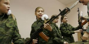 Вернуть военную подготовку в школы