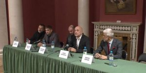 "Захар Прилепин создал движение ""За Правду"" (видео)"