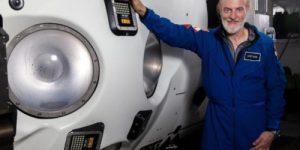 Исследователь Марианской впадины обнаружил пластиковый пакет на глубине 11 км