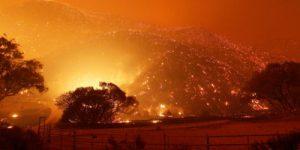 Воздух в городах Калифорнии признан самым загрязненным в мире
