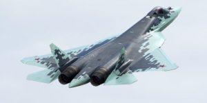 Запад в шоке: общественность увидела российский истребитель 6-го поколения