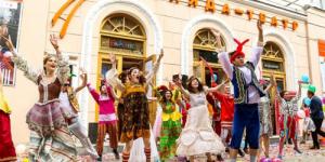 Международный театральный фестиваль «Коляда-Plays» в Екатеринбурге