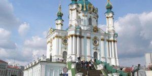 Порошенко утвердил передачу Андреевской церкви Константинополю