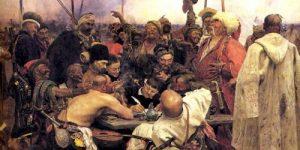 Краткий курс истории. Конец Запорожской Сечи