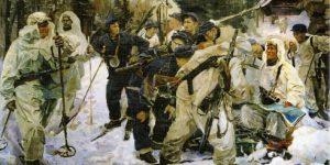 Настоящие хозяева Карелии. Как партизаны громили финскую армию