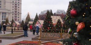 В Росгидромете объяснили аномально теплую погоду в России. Погода в регионах в ночь на Крещение