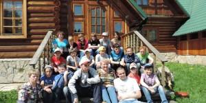 Директор детдома Наталья Прохорова: Дети относятся к Сергею Писареву с любовью и уважением!