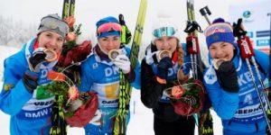 Мы ждали этого 13 лет. Невероятный успех российских биатлонистов. Как это было