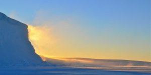 Британские СМИ рассказали об аномалии под российской станцией в Антарктиде