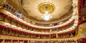Минкультуры России примет решение об открытии российских театров до конца лета