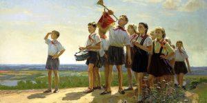 День пионерии – день создания в СССР пионерской организации