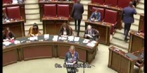 В Итальянском парламенте призвали объединиться против Билла Гейтса.