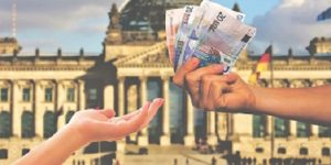 Над Европой может пролиться небольшой дождик вертолётных денег