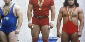 Анаболические стероиды и спортсмены XX века