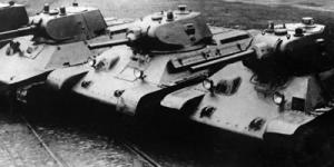 В России обнародовали уникальные данные о советских и иностранных танках