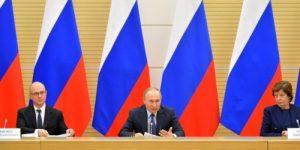 Путин поддержал включение нормы о защите традиционных семейных ценностей в Конституцию
