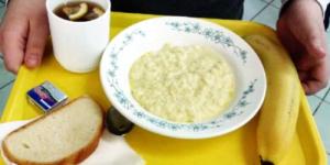 Горячее питание для школьников